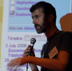Jeremy at OpenTech